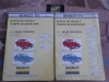 L41 MANUAL TALLER ORIGINAL RENAULT 9, 11 (2 TOMOS)