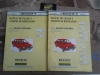 L44 MANUAL TALLER ORIGINAL RENAULT 9 (2 TOMOS)
