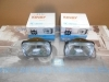 ISE84 JUEGO OPTICAS FAROS KINBY H4 SEAT 127 , 133 , FIAT 126