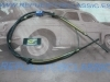 2524 MANDO CABLE FRENO MANO RENAULT 12 SUPER, TL, TS Y SUPER FAMILIAR 2140 mm