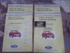 L13 MANUAL ORIGINAL DE TALLER FORD ESCORT (4 TOMOS)