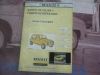 L101 MANUAL DE TALLER ORIGINAL RENAULT 4